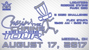 Chasin' The Chains Tour - 2 Disc Challenge graphic
