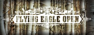 Flying Eagle Open presented by Bonfire Brewing and Dynamic Discs graphic