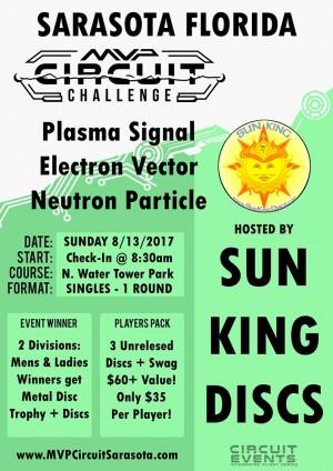 Sun King presents MVP Circuit Event 2017 (Sarasota) graphic