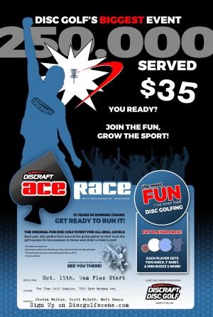 Sunday Crew Ace Race 2017 graphic