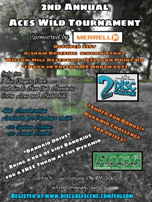 2nd Annual Aces Wild graphic
