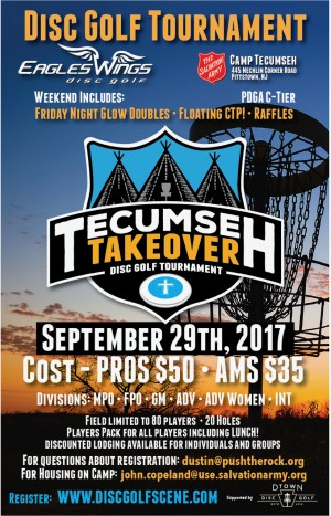 Camp Tecumseh TAKEOVER graphic