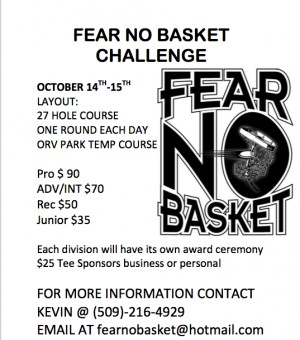Fear No Basket Challenge graphic