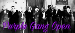UNDER54 Purple Gang Open graphic