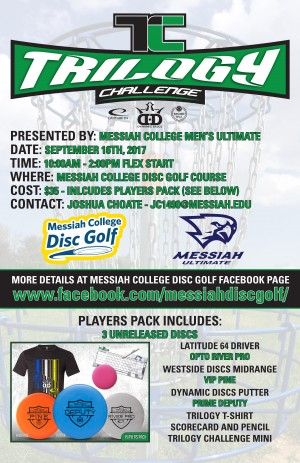 Trilogy Challenge - Messiah College graphic