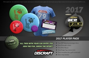 2017 Discraft Ace Race - Perryville City Park graphic