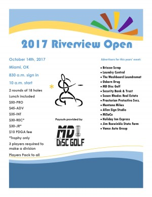 Riverview Open 2017 graphic