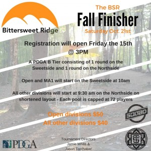 BSR Fall Finisher graphic