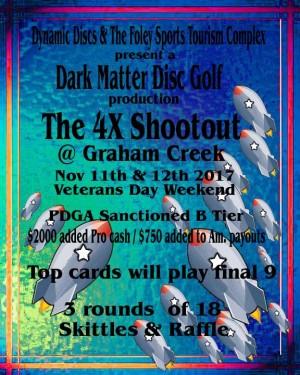 4X Shootout @ Graham Creek graphic