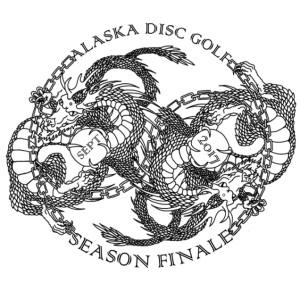 Alaska Disc Golf Season Finale - Singles graphic