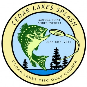 Cedar Lakes Splash graphic