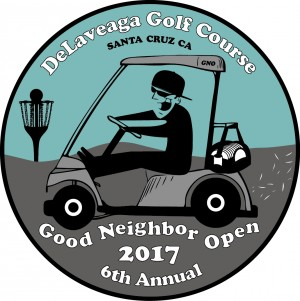 6th Annual GOOD NEIGHBOR OPEN - 2017 graphic
