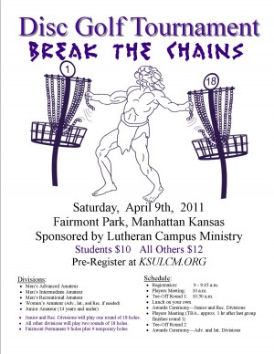 Break the Chains graphic