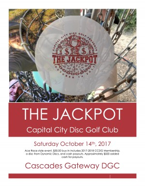The Jackpot graphic