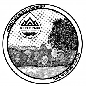 Vermont State Doubles Championship Presented by Upper Pass Beer Co. graphic