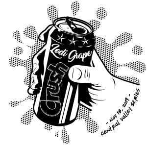 The Lodi Grape Crush 2017 - CVS graphic