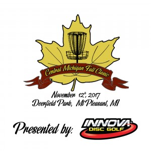 Central Michigan Fall Classic Presented by INNOVA graphic