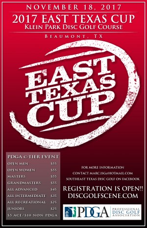 East Texas Cup graphic