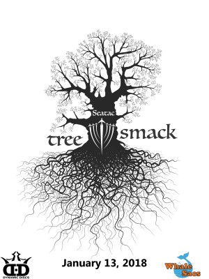 SeaTac Tree Smack graphic