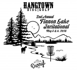 2nd Annual Finnon Lake Invitational presented by Hangtown Disc Golf Club graphic