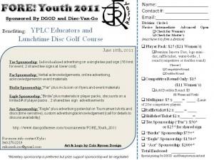 F.O.R.E! Youth 2011 graphic
