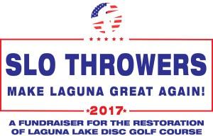 'Make Laguna Great Again' - Disc Golf Fundraising Tournament graphic