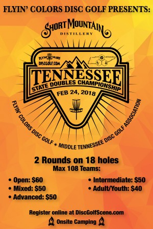 Tennessee State Doubles Championship graphic