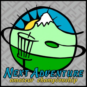 Next Adventure Amateur Championship graphic