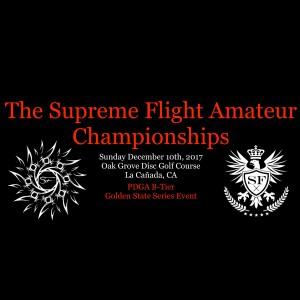 The Supreme Flight Amateur Championships graphic