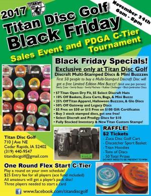 Black Friday Frenzy 2017 graphic