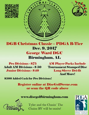 DGB Christmas Classic graphic
