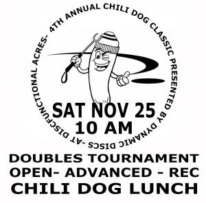 4th Annual Chili Dog Classic graphic