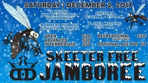 Skeeter Free Jamboree presented by Dynamic Discs graphic
