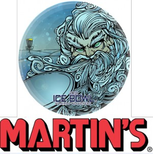 MRDGC Jesters Ice Bowl 2018 Sponsored by Martin's Foods graphic