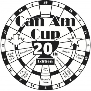 Can Am Cup Team Matchplay Championship 20th Edition graphic