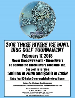 2018 Three Rivers Ice Bowl graphic