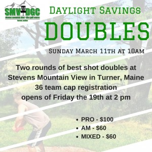Daylight Savings Doubles 3 graphic