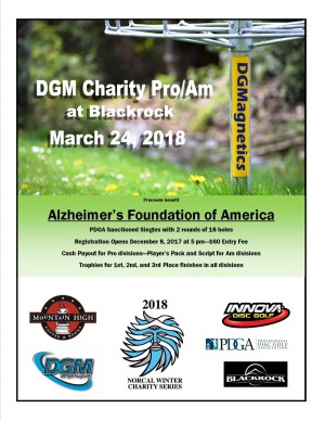 DGM Charity Pro/Am at Blackrock presented by Innova graphic