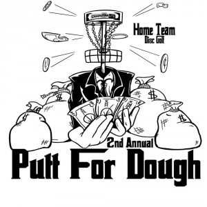 2nd Annual HomeTeam Putt For Dough At The Gun Lake Winterfest graphic