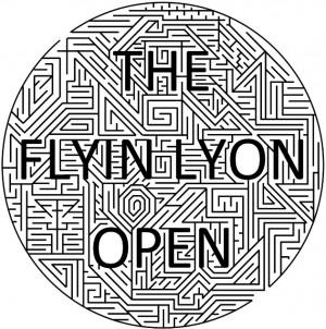 The Flyin Lyon Open graphic