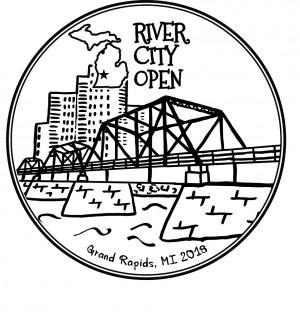 River City Open graphic