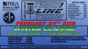 Winter Classic - Throw the Line Tour Event graphic