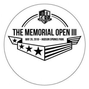 The Memorial Open III Presented by Buckeye Discs Sponsored by DKC-Warfield & Company graphic