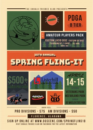 35th Annual Spring Fling-It graphic