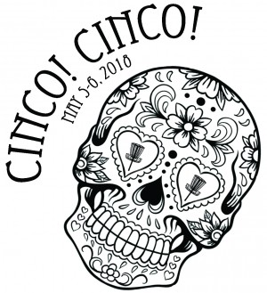 Cinco! Cinco! graphic