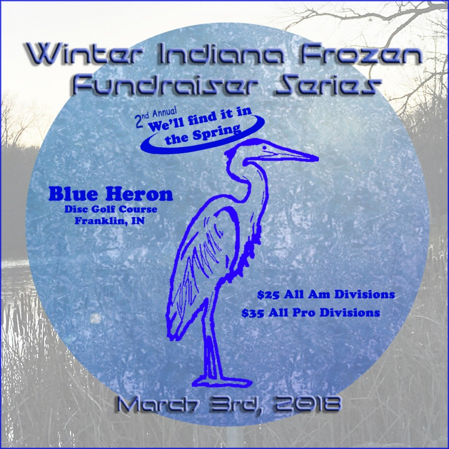 WIFFS #9 - We'll find it in the spring (2018, Johnson County Disc