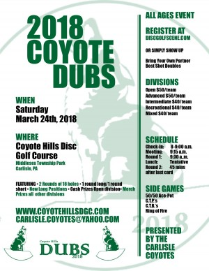 Coyote Dubs graphic