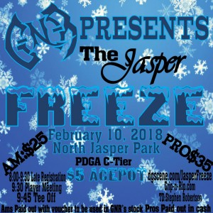 Jasper Freeze graphic