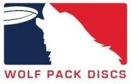 Discraft and WC Glow present the Wolf Pack Discs Open (Day 2 - MPO, FPO, Pro Masters, Am2, Jr) graphic