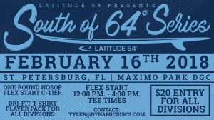 2nd Annual North - South Pinellas County Championship Flex Start Friday presented by Latitude 64 graphic